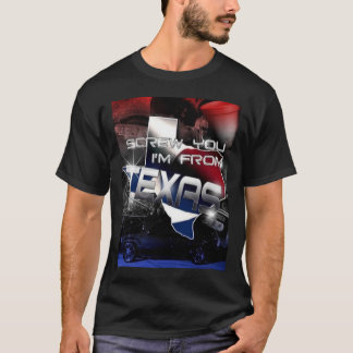 Tejas Boyz Camiseta