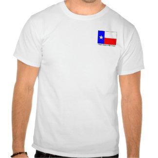 Tejas Camiseta