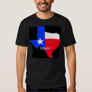 ¡Tejas! Camisetas