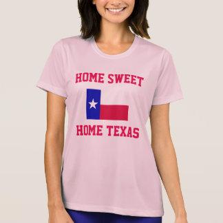 Tejas casero dulce casero - camiseta del deporte