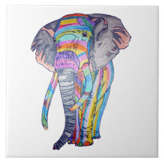Tejas de Rainbowphant