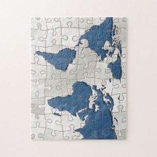 Tejas del mundo puzzle