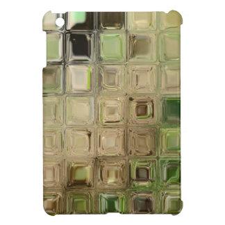 Tejas del vidrio verde