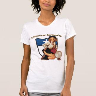 Tejas ecléctico: ¡Basura de Tejas! Camisetas