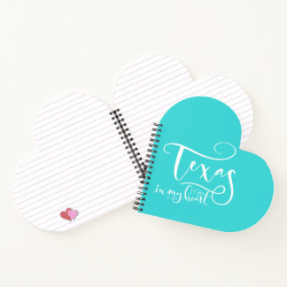 Tejas en mi cuaderno del corazón
