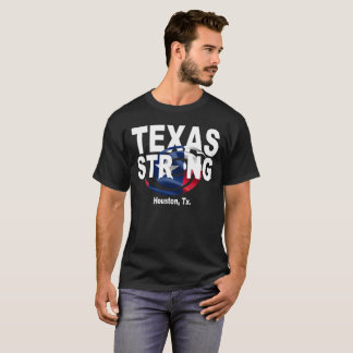 Tejas fuerte - Houston, camiseta de Tx