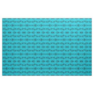 tejido azul tela