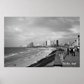 Tel Aviv, Israel Póster