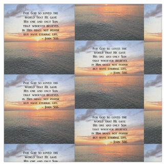 TELA 3:16 DE JUAN DE LA SALIDA DEL SOL QUE INSPIRA LA