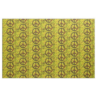 Tela amarillo maravilloso del modelo #2 del símbolo de