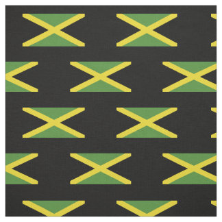 Tela Bandera clásica de Jamaica