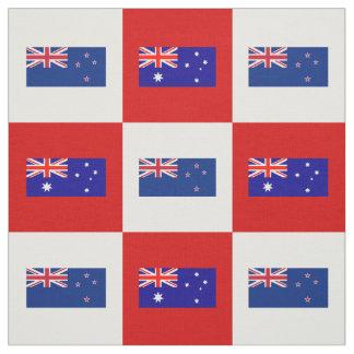 Tela Bandera de Australia, bandera de Nueva Zelanda en