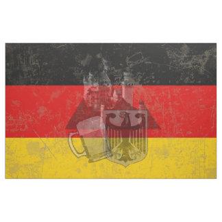 Tela Bandera y símbolos de Alemania ID152