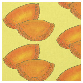 Tela Comida jamaicana de las empanadas de Patty de