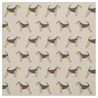 Tela de Airedale Terrier