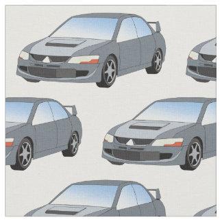 Tela de la evolución de Mitsubishi Lancer