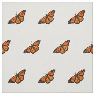 Tela de la naturaleza de la mariposa de monarca