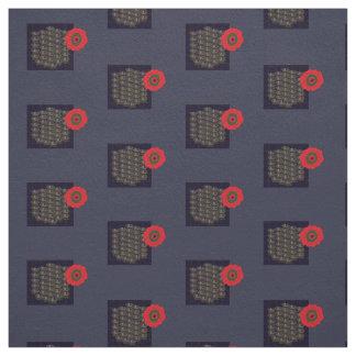 "Tela de la tela cruzada de algodón (58"" anchura) telas"