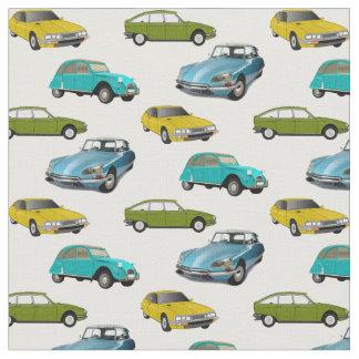 Tela de los coches de Citroen