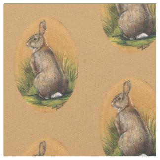 Tela del arte del conejo de conejito
