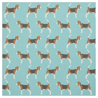 Tela del beagle - tela linda del perro del beagle