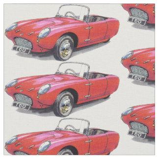 tela del coche de Berkeley T60 del vintage