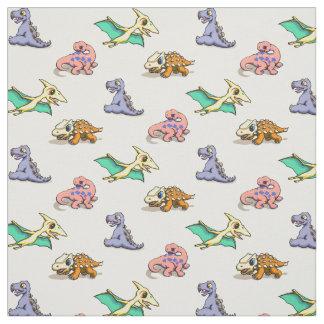 Tela del dinosaurio del bebé