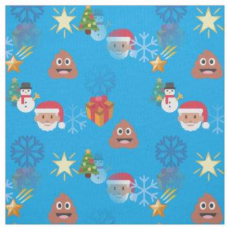 tela del navidad del impulso del emoji