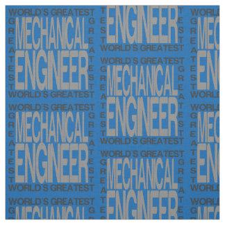 Tela El ingeniero industrial más grande de los mundos
