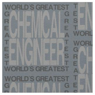 Tela El ingeniero químico más grande de los mundos