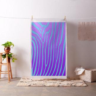 Tela elegante del estampado de zebra telas