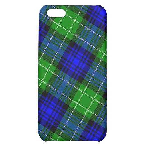 Tela escocesa de tartán de Abercrombie