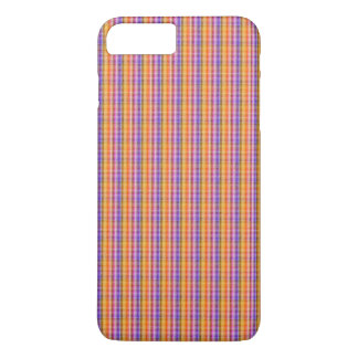 Tela escocesa funda iPhone 7 plus