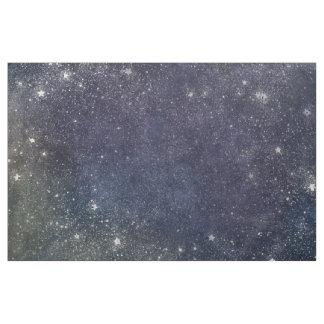 Tela estrellada de la noche estrellada