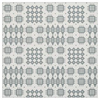 Tela Falsa pizarra de la tapicería Galés en modelo gris