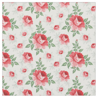 Tela Flor color de rosa