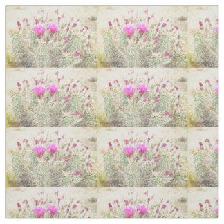 Tela floraciones del desierto