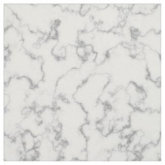 Tela Fondo de piedra veteado de mármol del blanco gris