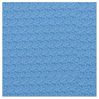 Tela Fractal-Estilo del azul de Jánuca