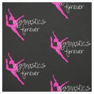 Tela Gimnasia para siempre con el gimnasta de las rosas