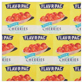 Tela Impresión marcada con hoyos Flav-R-Pac del anuncio