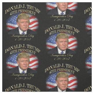 Tela Inauguración de presidente Donald Trump