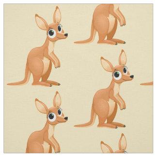 Tela linda del canguro
