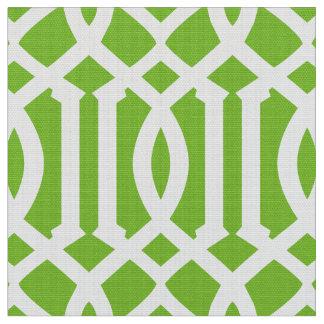 Tela marroquí verde del modelo el | telas