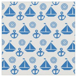 Tela Modelo del barco de vela del dibujo animado