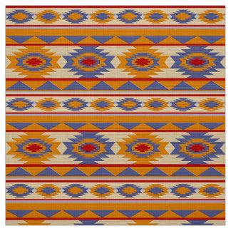 Tela Modelo tribal de Navajo al sudoeste
