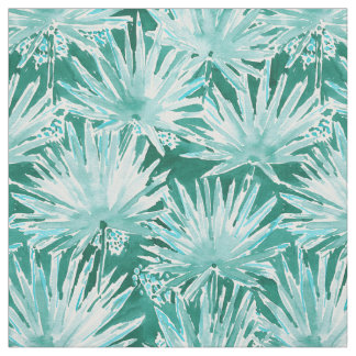 Tela Modelo tropical de las hojas del verde del PARAÍSO
