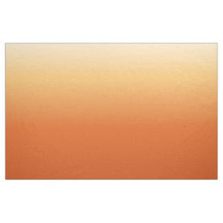 Tela Pendiente poner crema anaranjada