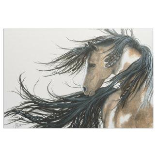 Tela Pinto majestuoso del caballo por Bihrle