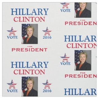 Tela Presidente 2016 de Hillary Clinton